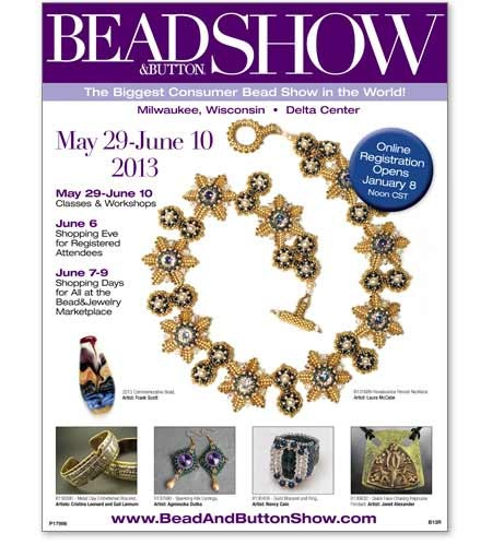 Bead and Button Show
